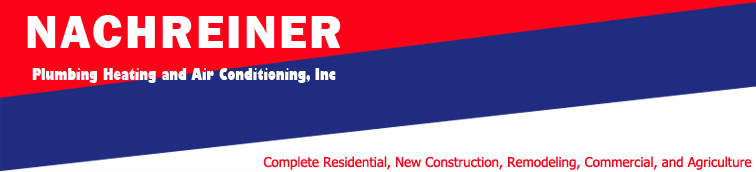 Nachreiner Plumbing, Heating and Air conditioning, Inc